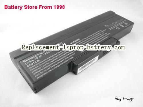 image 1 for Battery for ASUS F3Jr Laptop, buy ASUS F3Jr laptop battery here