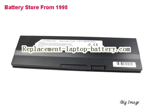image 3 for Brand New AP22-T101MT Battery For Asus EEE PC T101 T101MT Series Laptop 4900mah