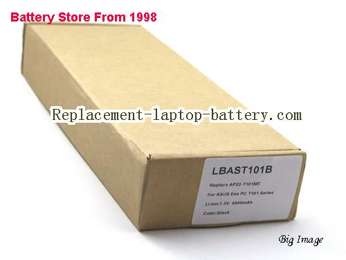 image 5 for Brand New AP22-T101MT Battery For Asus EEE PC T101 T101MT Series Laptop 4900mah