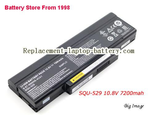 image 1 for Battery for COMPAL HEL80 Laptop, buy COMPAL HEL80 laptop battery here