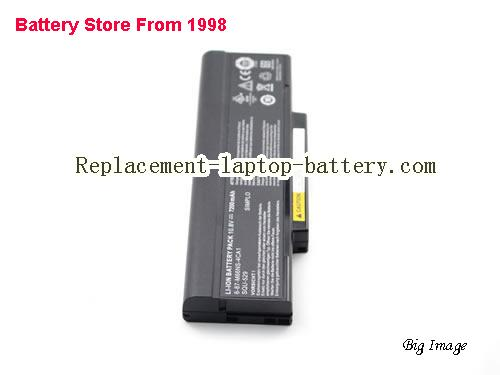 image 4 for Battery for COMPAL HEL80 Laptop, buy COMPAL HEL80 laptop battery here
