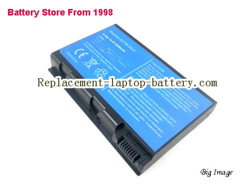 image 3 for ACER BATBL50L8H Replacement Laptop Battery for Acer Aspire 3100 Aspire 3690 5610 5630 9800 Series TravelMate 4200 Series