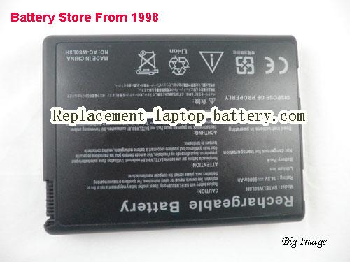 image 5 for Battery for ACER Aspire 1671LMi Laptop, buy ACER Aspire 1671LMi laptop battery here