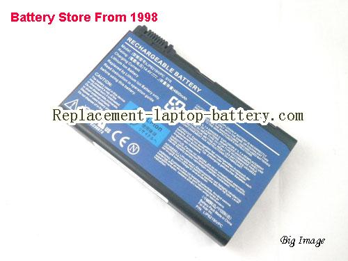 image 3 for ACER LIP6219IVPC,LIP6219IVPC SY6,BT.00605.025 FOR Acer Travelmate 6410 Series Laptop battery, 4800mah, 8cells
