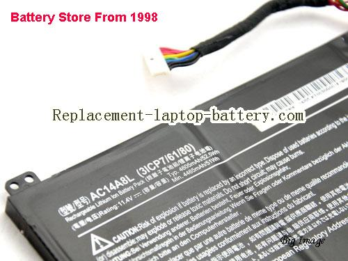 image 2 for 934T2119H, ACER 934T2119H Battery In USA