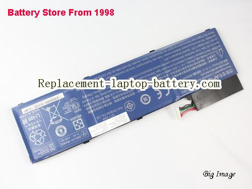 image 3 for Genuine AP12A3i AP12A4i Battery For ACER Aspire Timeline Ultra M3 M5 M3-581TG M3-581TG U M5-481PT M5-581TG Series 4850mAh
