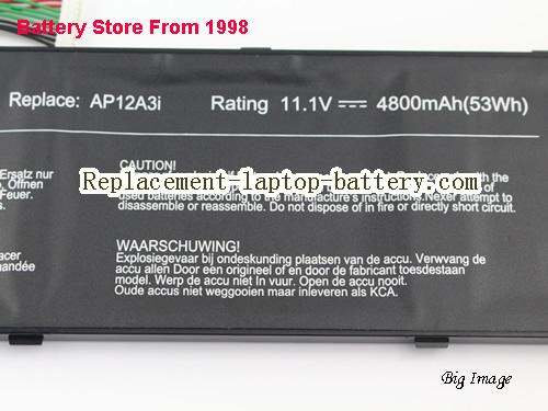 image 3 for 3ICP7/67/90, ACER 3ICP7/67/90 Battery In USA