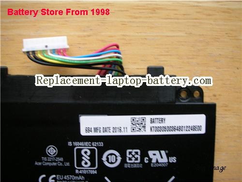 image 3 for Battery for ACER Chromebook R13 CB5312T Laptop, buy ACER Chromebook R13 CB5312T laptop battery here