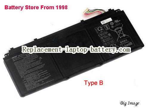 image 5 for Battery for ACER Chromebook R13 CB5312T Laptop, buy ACER Chromebook R13 CB5312T laptop battery here