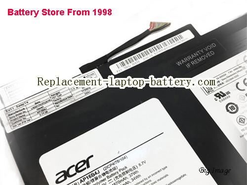 image 2 for KT.00204.003, ACER KT.00204.003 Battery In USA