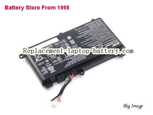 image 1 for Battery for ACER PREDATOR 17 X GX-792-74BW Laptop, buy ACER PREDATOR 17 X GX-792-74BW laptop battery here