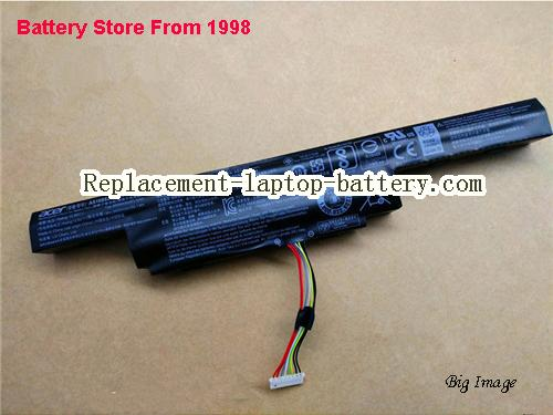 image 1 for Battery for ACER Aspire E5-575G Laptop, buy ACER Aspire E5-575G laptop battery here