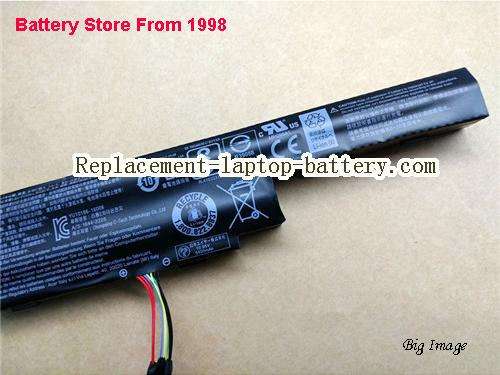 image 3 for Battery for ACER Aspire E5-575G Laptop, buy ACER Aspire E5-575G laptop battery here