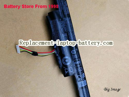 image 5 for Battery for ACER Aspire E5-575G Laptop, buy ACER Aspire E5-575G laptop battery here
