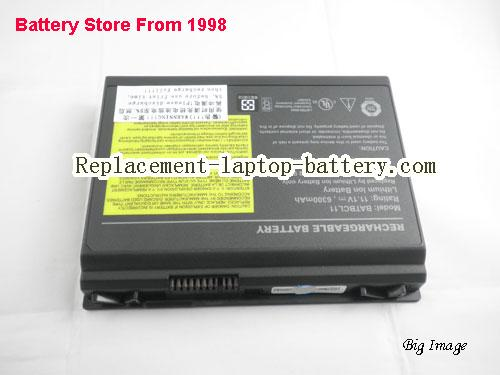 image 4 for LIP-9100, ACER LIP-9100 Battery In USA