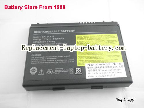 image 5 for LIP-9092CMPT/TW, ACER LIP-9092CMPT/TW Battery In USA