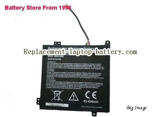 image 1 for BP-GOLF2, ACER BP-GOLF2 Battery In USA