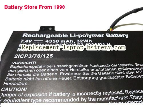 image 2 for BP-GOLF2, ACER BP-GOLF2 Battery In USA
