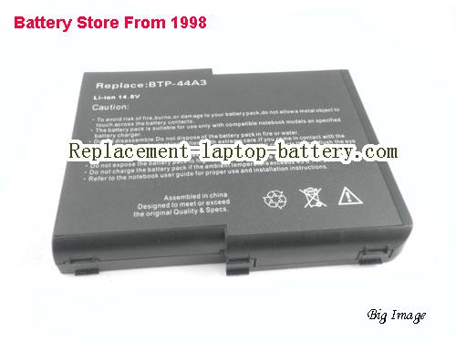 image 5 for 909-2220, ACER 909-2220 Battery In USA