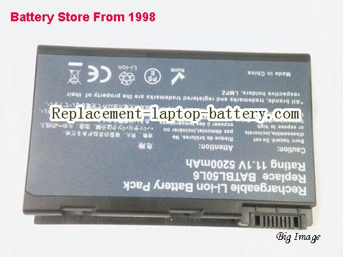image 5 for 4UR18650F-2-CPL-15, ACER 4UR18650F-2-CPL-15 Battery In USA