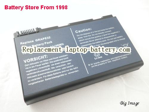 image 1 for Battery for ACER TravelMate 5720-301G16Mi Laptop, buy ACER TravelMate 5720-301G16Mi laptop battery here