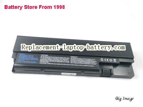 image 5 for Battery for ACER Ferrari 4004 Laptop, buy ACER Ferrari 4004 laptop battery here