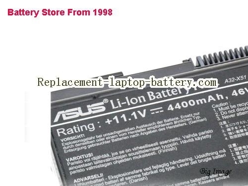 image 2 for Battery for ASUS T12Mg Laptop, buy ASUS T12Mg laptop battery here