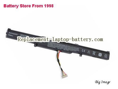 image 2 for Battery for ASUS K751LN Laptop, buy ASUS K751LN laptop battery here