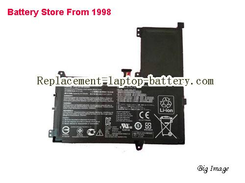 image 1 for B41N1514, ASUS B41N1514 Battery In USA