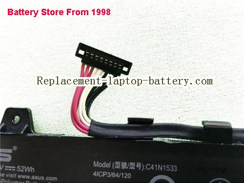 image 3 for Battery for ASUS Zenfone Flip UX560UXFZ022T Laptop, buy ASUS Zenfone Flip UX560UXFZ022T laptop battery here