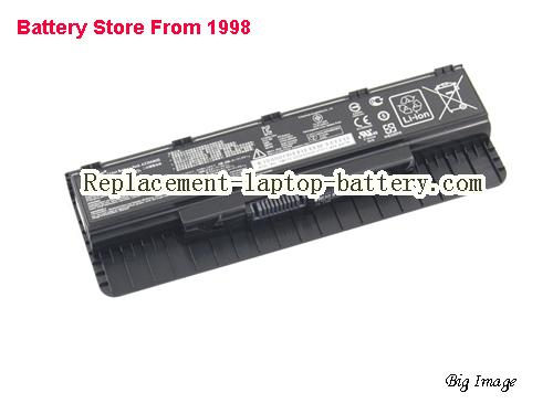 image 1 for Battery for ASUS N751JK Laptop, buy ASUS N751JK laptop battery here