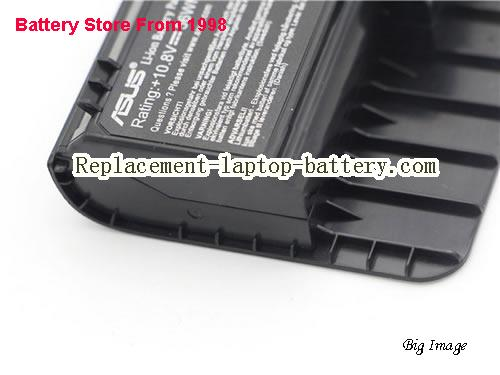 image 2 for Battery for ASUS N751JK Laptop, buy ASUS N751JK laptop battery here
