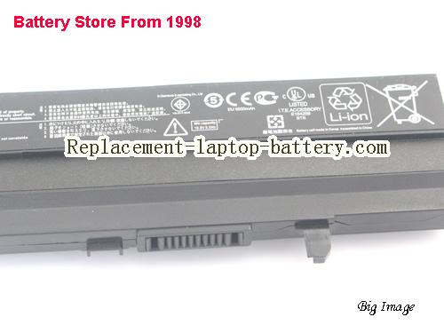 image 5 for Battery for ASUS U47ARF Laptop, buy ASUS U47ARF laptop battery here
