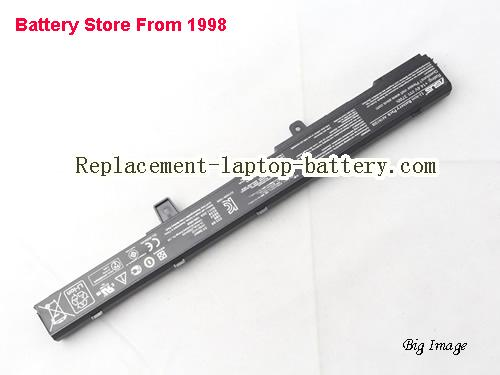 image 4 for Genuine Asus A41N1308 A31LJ91 Battery For X451C X451CA X551C X551CA Series 37WH