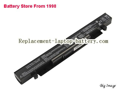 image 1 for Battery for ASUS K550VX6300-154ASCA2X10 Laptop, buy ASUS K550VX6300-154ASCA2X10 laptop battery here
