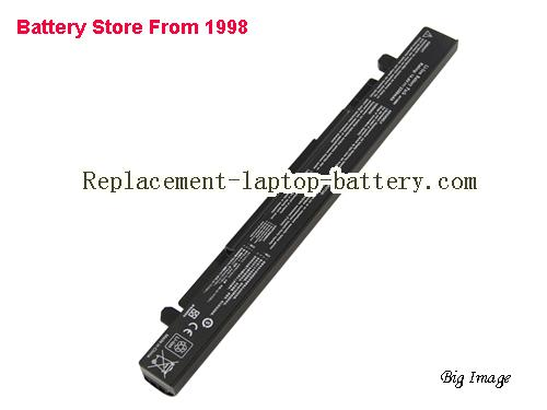 image 3 for Battery for ASUS K550VX6300-154ASCA2X10 Laptop, buy ASUS K550VX6300-154ASCA2X10 laptop battery here