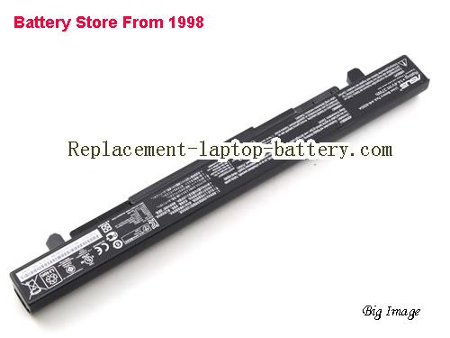 image 3 for Battery for ASUS F552E Series Laptop, buy ASUS F552E Series laptop battery here