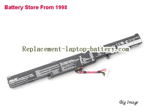 image 2 for Battery for ASUS F550ZE Laptop, buy ASUS F550ZE laptop battery here