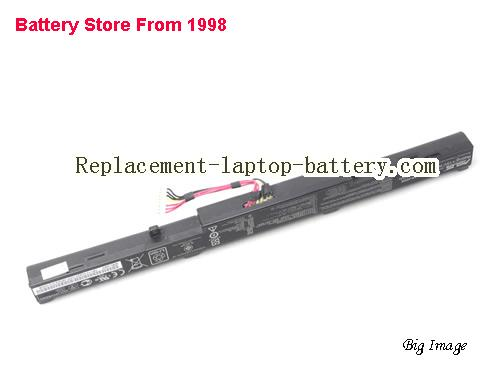 image 4 for Battery for ASUS F550ZE Laptop, buy ASUS F550ZE laptop battery here