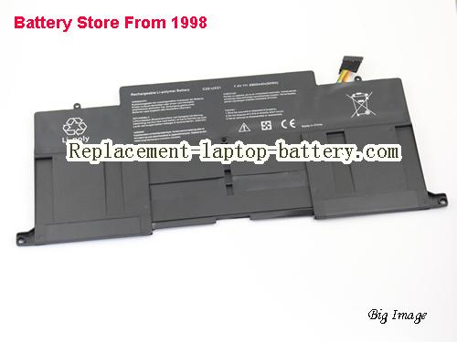 image 5 for Battery for ASUS X31E-RY029V Laptop, buy ASUS X31E-RY029V laptop battery here