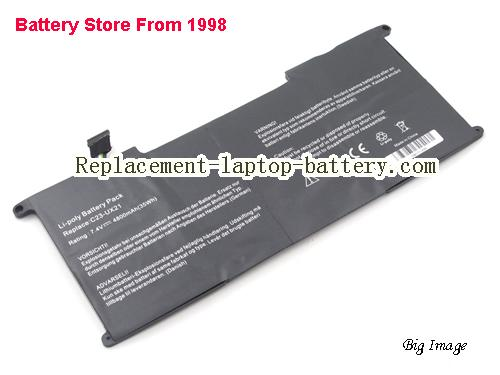 image 1 for Battery for ASUS UX21esh52 Laptop, buy ASUS UX21esh52 laptop battery here