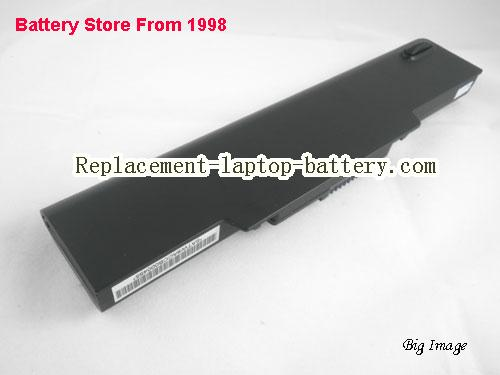 image 4 for Genuine Averatec 2200 #8092 SCUD, 2200 #8735 SCUD, 23+050490+01, H12 2200 2225 2260 AV2260 2300 Series Battery 4400mAh 6-Cell Black