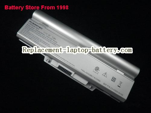 image 1 for Battery for TWINHEAD H12Y Laptop, buy TWINHEAD H12Y laptop battery here