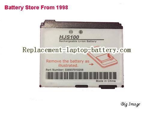 image 2 for HJS100, BECKER HJS100 Battery In USA
