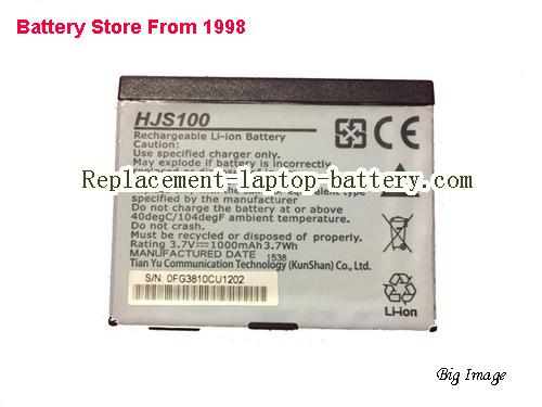 image 3 for HJS100, BECKER HJS100 Battery In USA