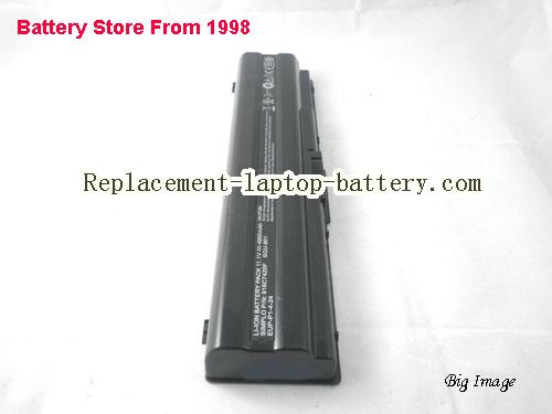 image 4 for Battery for BENQ JoyBook P53 Series(All) Laptop, buy BENQ JoyBook P53 Series(All) laptop battery here