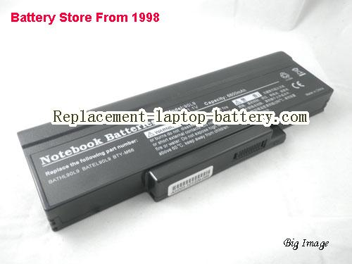 image 1 for Battery for COMPAL HL90 Laptop, buy COMPAL HL90 laptop battery here