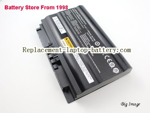 image 2 for Battery for CLEVO P180HM-Prostar Laptop, buy CLEVO P180HM-Prostar laptop battery here