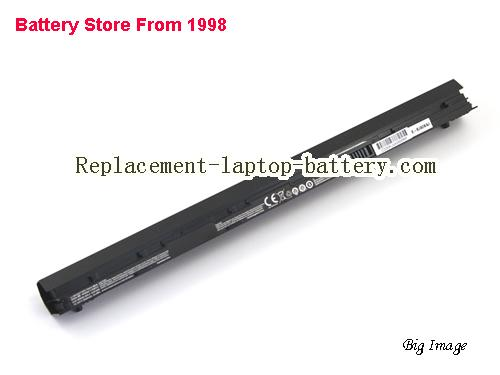 image 5 for Battery for CLEVO W840SN Laptop, buy CLEVO W840SN laptop battery here