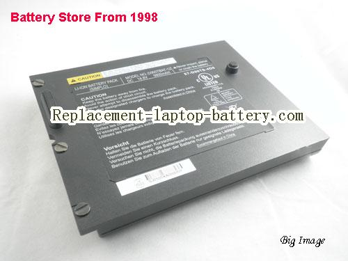 image 1 for D900TBAT-12, CLEVO D900TBAT-12 Battery In USA
